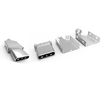 USB 3.1 Full Feature Type C Plug